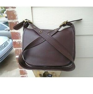Vintage coach Patricia Legacy Bag